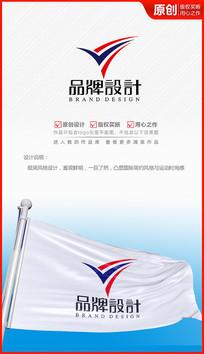 运动服饰服装品牌logo商标志设计