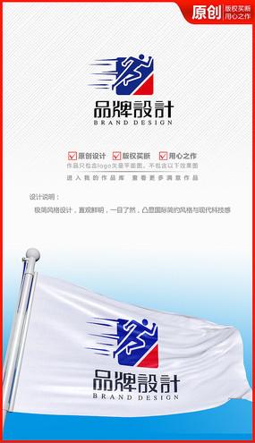 运动员体育用品器材器械品牌logo商标志 AI