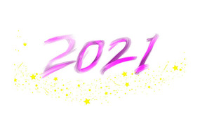2021数字字体