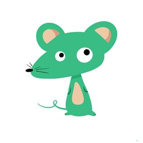 十二生肖小老鼠