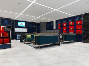 海參展廳模型