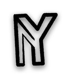 FY品牌字母設計