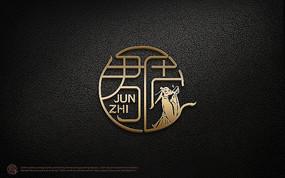 酒业标志设计logo设计