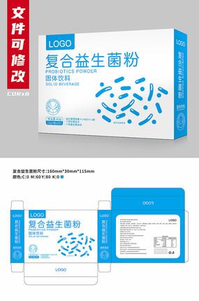 复合益生菌包装