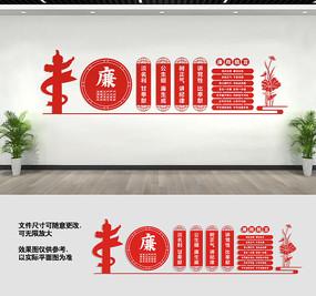 廉政文化长廊宣传展板
