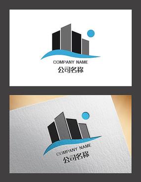 建筑logo标志设计