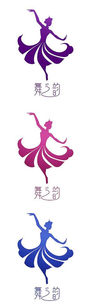 舞蹈图案设计