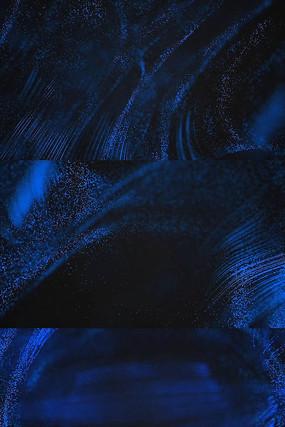 唯美梦幻粒子大屏背景视频素材