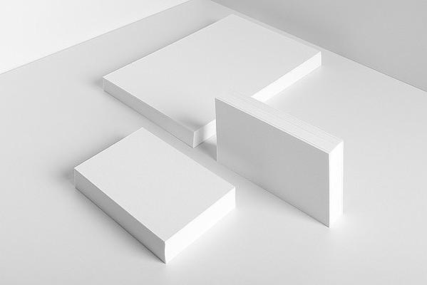 高端商务品牌形象包装vi样机模板