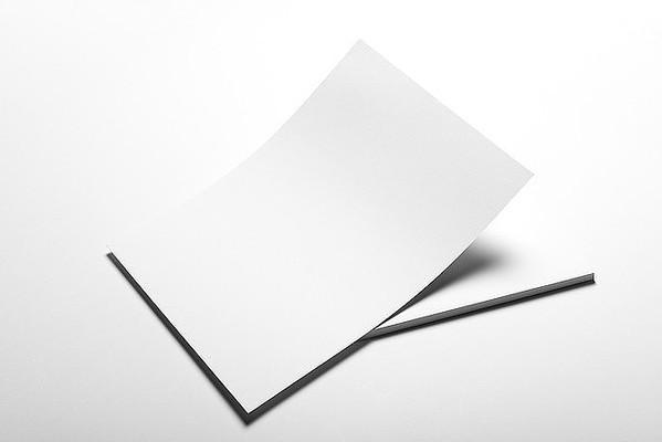 商务品牌平面广告包装vi效果图样机