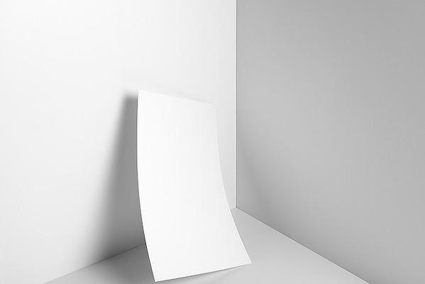 信封高端商务品牌形象包装vi样机模板