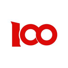 100创意字体设计