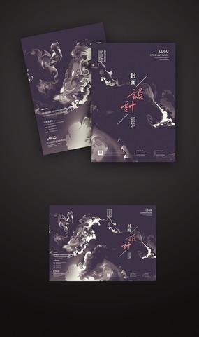 企业中国风封面设计