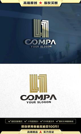 房地产建筑物业标志LOGO设计