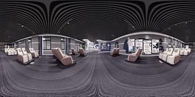 高端座椅展厅模型