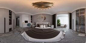 主卧室现代风格设计