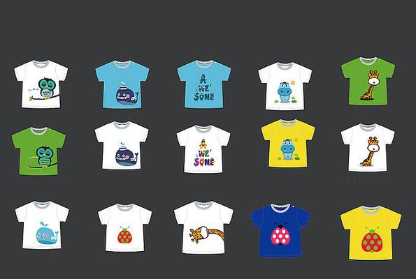 童装T恤2