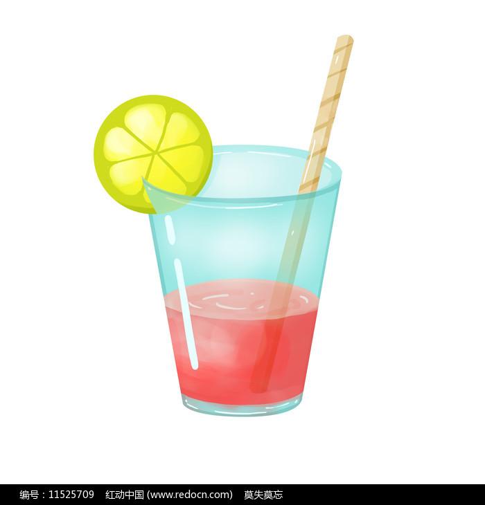 西瓜汁饮料图片
