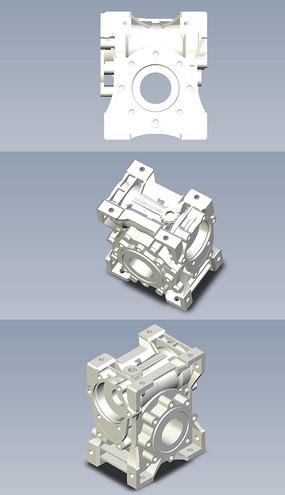 马达变速箱UG设计