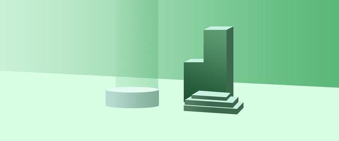 电商暗绿色活动轮播图