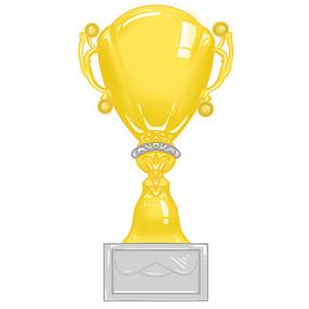 奖杯或奖牌