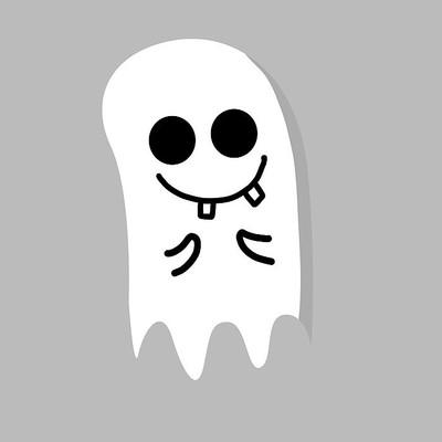 可爱幽灵中元节