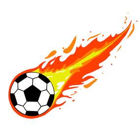 足球的创意组合