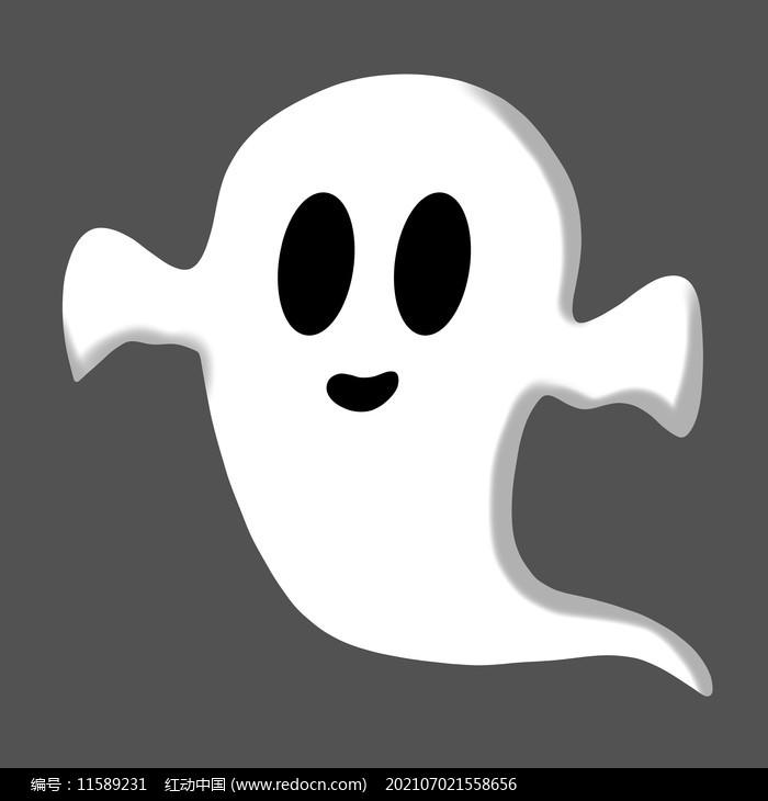 卡通幽灵图片