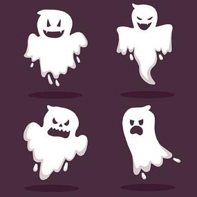 原创中元节幽灵
