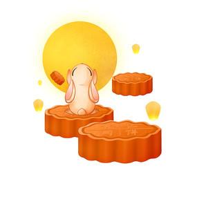 中秋节月饼