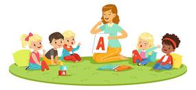 幼儿园户外小课堂