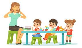 幼儿园课堂教学