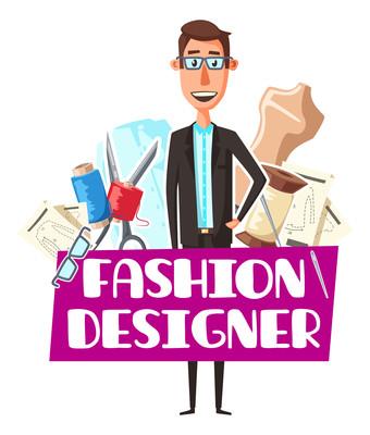 服装设计卡通高清png免抠元素