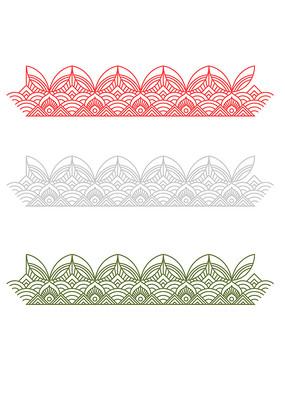 民族图案花纹设计