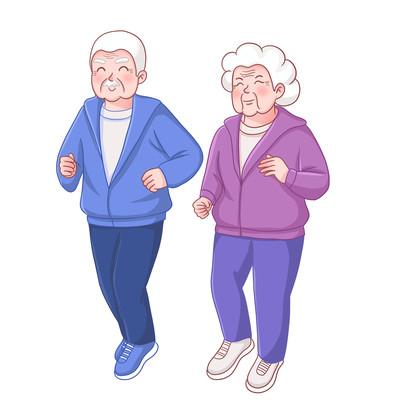 老年人娱乐活动运动