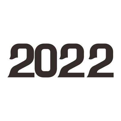 2022艺术字体设计