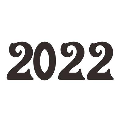 2022字体设计
