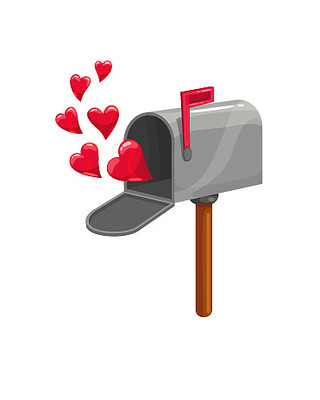 爱的信封箱
