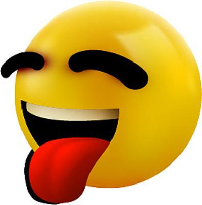 可爱原创圆球表情包笑脸