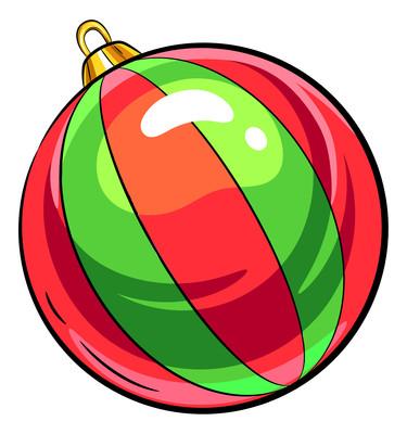 圣诞节装饰球