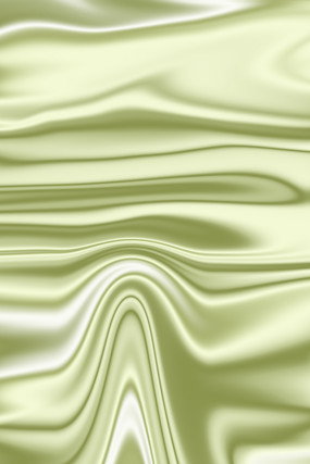 淡绿色绸缎效果手机壁纸背景