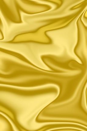 金黄色流体效果背景