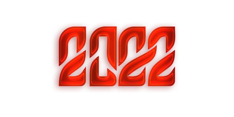 2022年字体设计