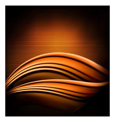 咖啡色线条背景图