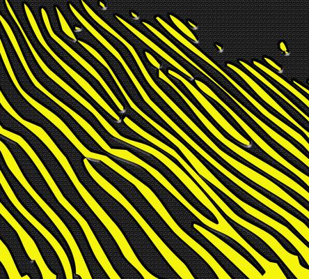 黄色纹理背景图片