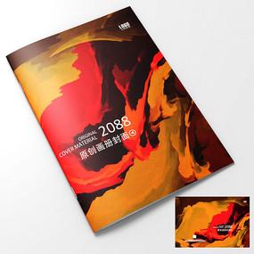 艺术创意画册封面