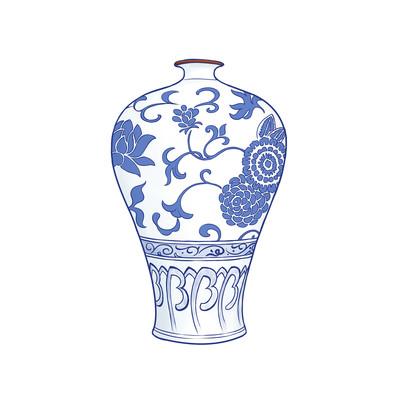 瓷器青花瓷