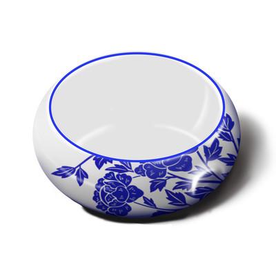 大圆盘陶瓷瓷器青花瓷