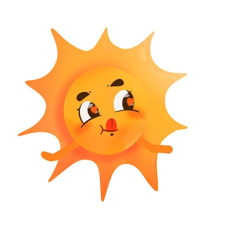 可爱大太阳