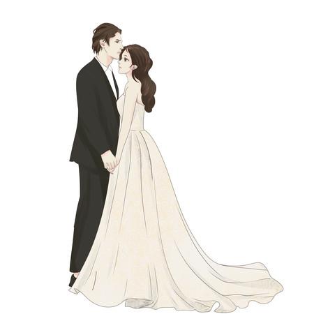 婚礼婚庆结婚新娘新郎